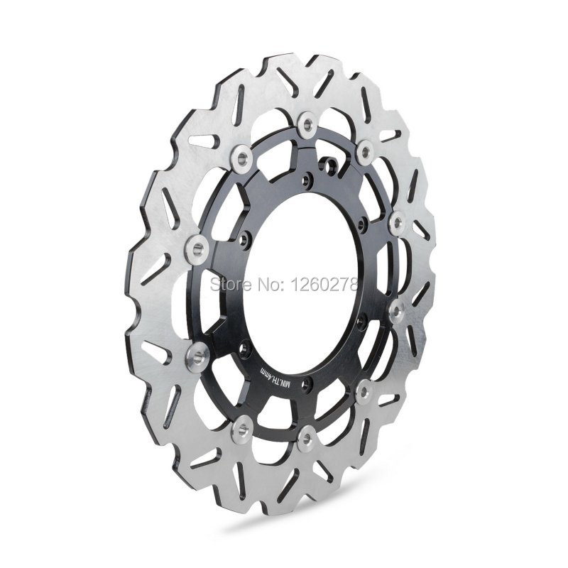 320mm Oversize Floating Front Brake Rotor Disc For KTM SX SXF EXC XC SXC 125-640cc keoghs motorcycle brake disc brake rotor floating 260mm 82mm diameter cnc for yamaha scooter bws cygnus front disc replace
