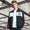 Pioneer Camp New Arrival Spring Jacket Men Brand Clothing Fashion Men Coat Top Quality Patchwork Hip