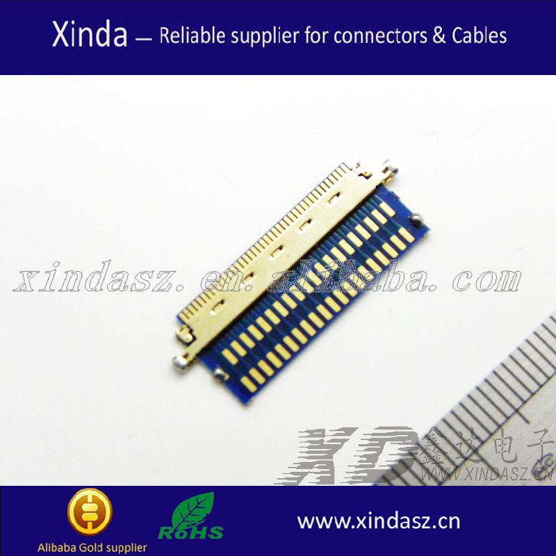 I-Pex 20454-040T Wire to Board Connector 40pin 1.0mm pitch Free Shipping