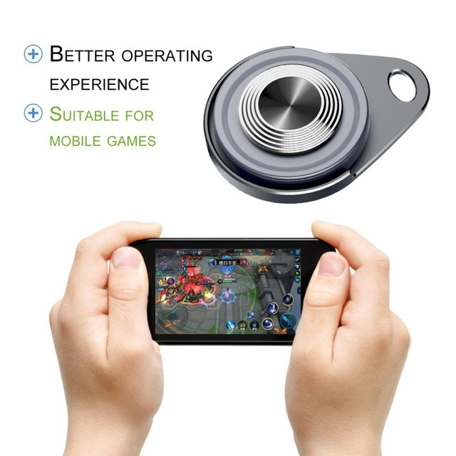 ACEHE Mobile Phone Touch Screen Suction Cup Sucker Joystick Precise Control For Smart