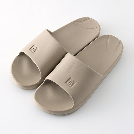 MA1 Nouvelles sandales et pantoufles d'été à l'intérieur et en plein air en plastique pantoufles accueil hommes et femmes salle de bains de bain slip accueil pantoufles