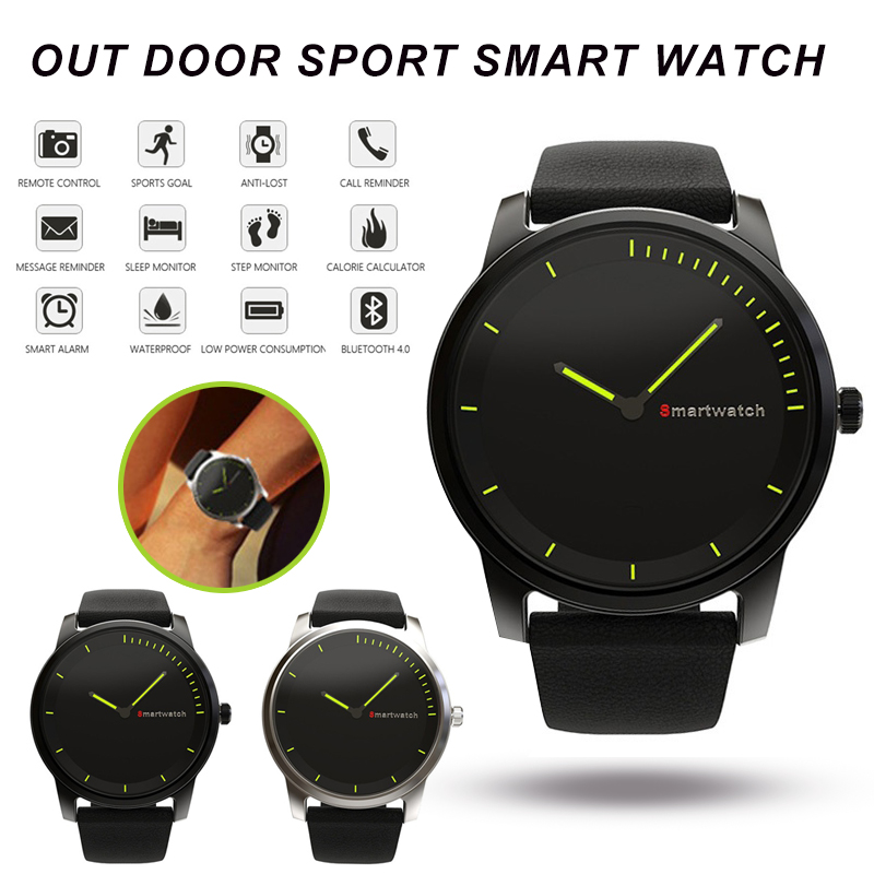 Bluetooth Waterproof N20 Smart Watch Sport Pedometer Remote Camera Watches SMS Reminder Men relogio Smartwatch For Android IOS social share sport stopwatch color display smart watch men remote camera relogio smart for android ios men wrist watches
