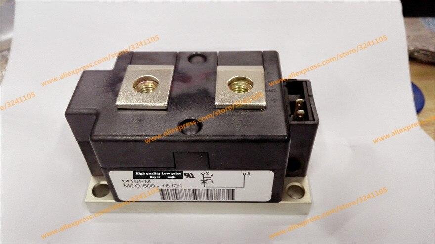Livraison gratuite nouveau MODULE de MCO500-16IO1 MCO500-16I01