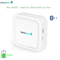 New Bluetooth 4 2 Portable Printer MEMOBIRD G3 Phone Photo Printer Pocket Mini Sticker Thermal Printer