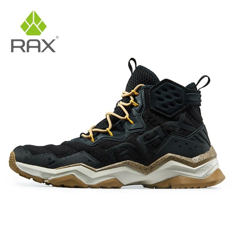 Rax nouveaux hommes femmes chaussures de randonnée en plein air Trekking bottes respirant sport baskets hommes montagne bottes Trekking chaussures baskets hommes