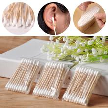 Makeup Remover Paper Cotton Pads Swab Transparent Dual Layer Cylinder Acrylic Nail Art Remover Paper Holder