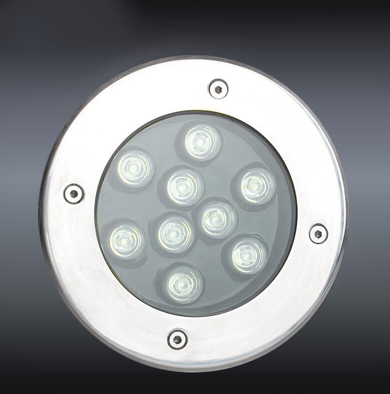 5W 7W 9W 12W LED Underground Lamps LED Outdoor Lighting AC85V~265V IP68 Garden Path Floor Buried Yard Lamp Spot Landscape Light
