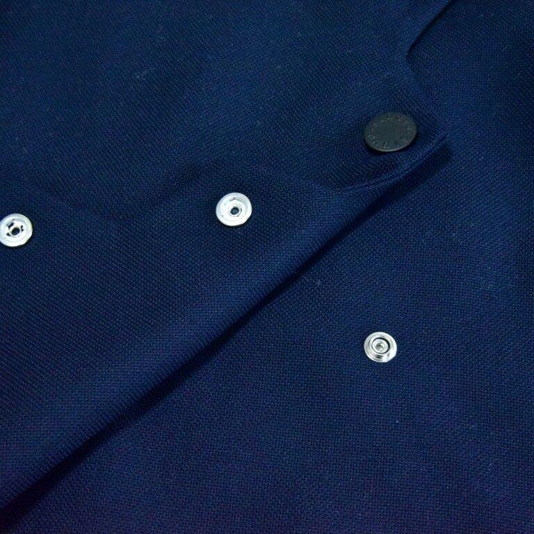 Las Cinturón Palabra Temperamento Primavera Verano 2019 Nuevo Azul Y De Una Mujeres Botón Falda A1q5RR