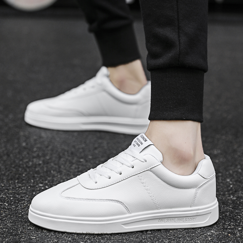 Skateboarding Shoes Men Sneakers Shoes Lightweight Sneakers Mesh Sport Shoes Jogging Walking Shoes Cushioning Adult