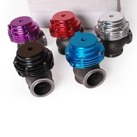 Tansky Wastegate Waste 38MM Reasonable Shipping Costs About 14 PSI Default Color Is Black TK