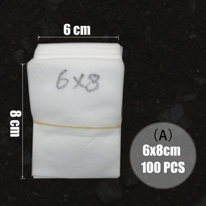 Image 2 - MUCIAKIE 100PCS Flat Fabric Nursery Grow Bags Biodegradable Growing Bags Eco friendly Ventilate Plant Root Protection Bags
