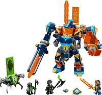Lepin 14043 Knights of the future high tech magic armored Ares Building Blocks Bricks Toys Compatible LegoINGlys 72004