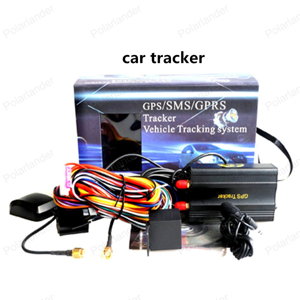 Easy Install Car Vehicle Gsm Gprs Gps Tracking System