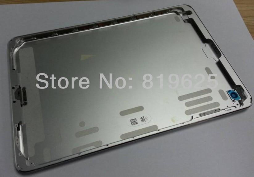 Wifi-Version Original Back Housing Cover Battery Door Ipad Mini New Parts; Black & Silver - omni market store
