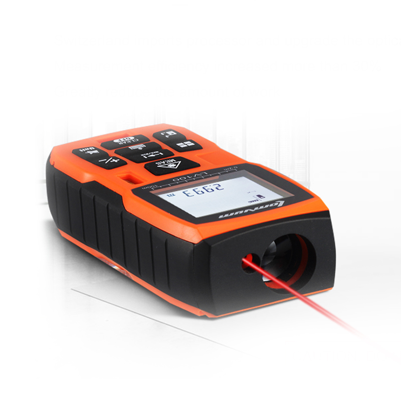 Digital Laser Distance Rangefinder