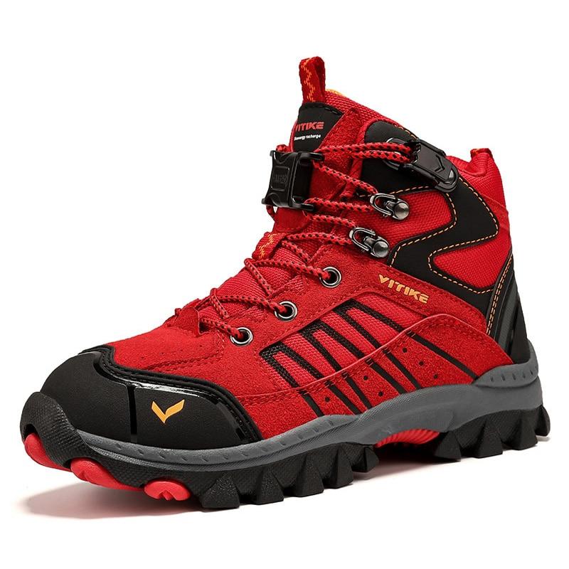 WETIKE sapatos Novos esportes dos meninos não-deslizamento em execução sapatos sapatos casuais sapatos de Velcro crianças