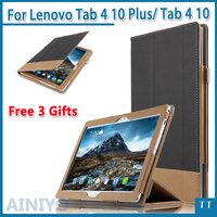 High Quality Case For Lenovo TAB 4 10 TB X304 F N Cover PU Leather Protective