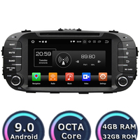 Roadlover Android 9.0 Octa Core Car DVD Player Autoradio For KIA Soul 2014 Stereo GPS Navigation Magnitol Double Din HD Screen