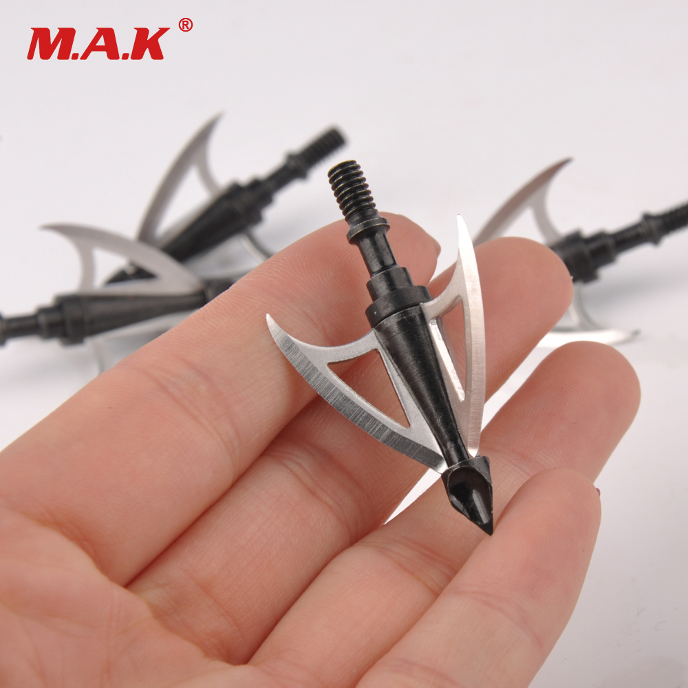 3/6/12pcs Arrow Heads Arrowheads Tip Point Diameter 6.2mm For Outdoor DIY Bow And Arrow Archery Hunting Shooting