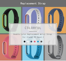 For Xiaomi Mi Band 2 Strap Silicone Bracelet Replacement