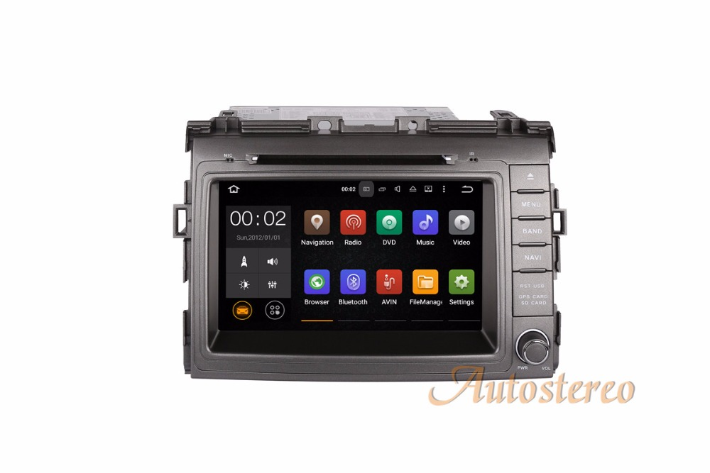 Android8.0 4 gb RAM Auto DVD Player Auto GPS navigation Für TOYOTA PREVIA Estima Tarago Canarado 2006 + multimedia auto stereo einheit