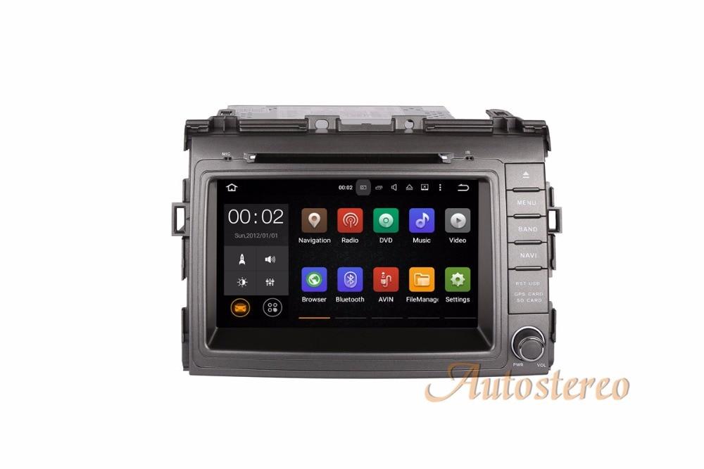 Android8.0 4 gb RAM Voiture Lecteur DVD De Voiture GPS navigation Pour TOYOTA PREVIA Estima Tarago Canarado 2006 + multimédia auto stéréo unité