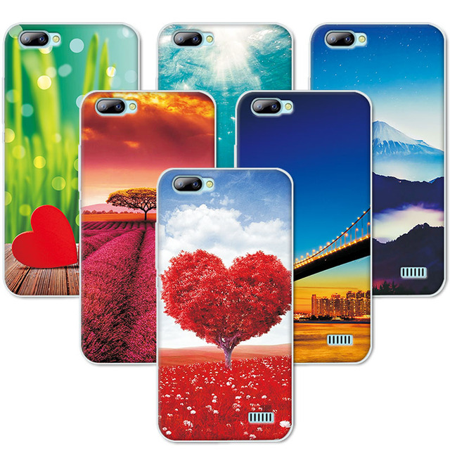 sports shoes 46a03 88b5b US $1.1 25% OFF|Case Cover For Blackview A7 TPU Phone Cases For Blackview  A7 5.0