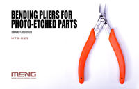 NEW Meng MTS029 Model Bending Pliers for Photo-Etched Parts Tools