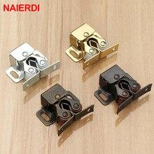 Naierdi Zak Magneet Kast Vangsten Deur Stop Dichter Stoppers Demper Buffer Voor Garderobe Hardware Meubelbeslag Accessoires