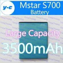 For Mstar S700 Battery New 3500mAh Batterij backup Bateria Battery For Mstar S700 Cell Phone