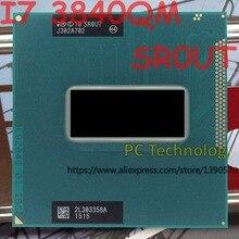 Processeur Intel Core I7 3840QM SR0UT, I7 3840QM GHz 2.80GHz, L3 = 8M, processeur Quad core, 3.8GHz, livraison gratuite en 1 jour