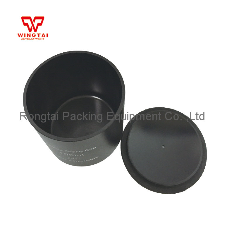 Aluminium Dichtheid Maatbeker 37cc/ml 50cc/ml 100cc/ml Specifieke Gravity Cup Hoge Precisie Dichtheid Cup voor Lab Testen - 4