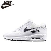 NIKE AIR MAX 90 ESSENTIAL для мужчин's бег дышащая Спортивная обувь 325213 131