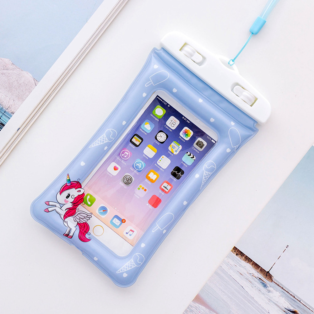 Universal-Swimming-Phone-Bags-Case-Unicorn-Cartoon-Flamingo-Portable-Diving-Pouch-Air-Bag-For-iPhone-X-7-8-Plus-6-6s-S8-S9-DH16- (18)