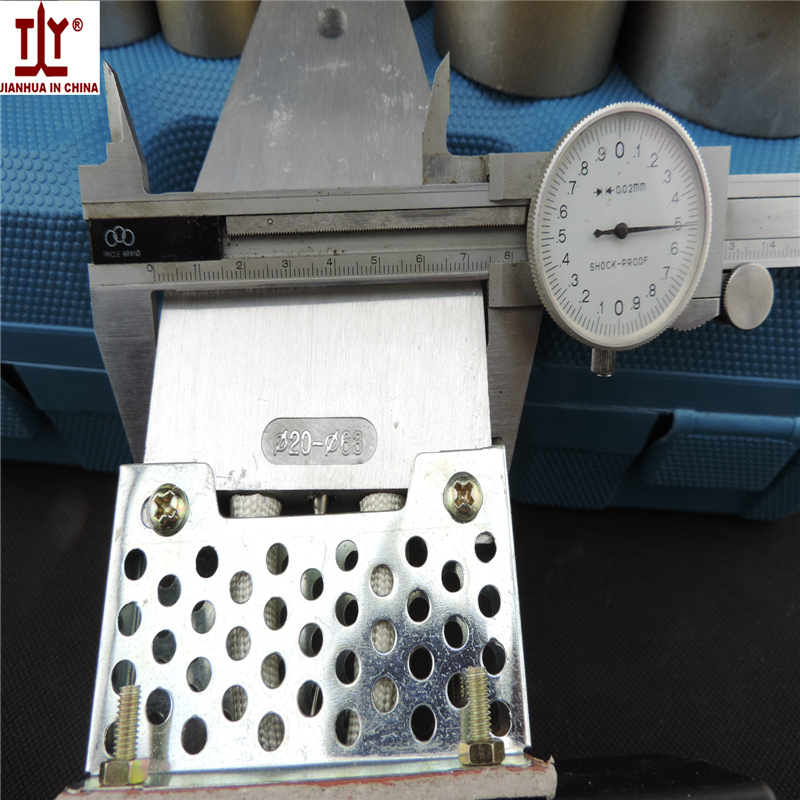 PPR keevitusmasinad temperatuurikontrollitud plastkeevitusseadmed - Keevitusseadmed - Foto 4
