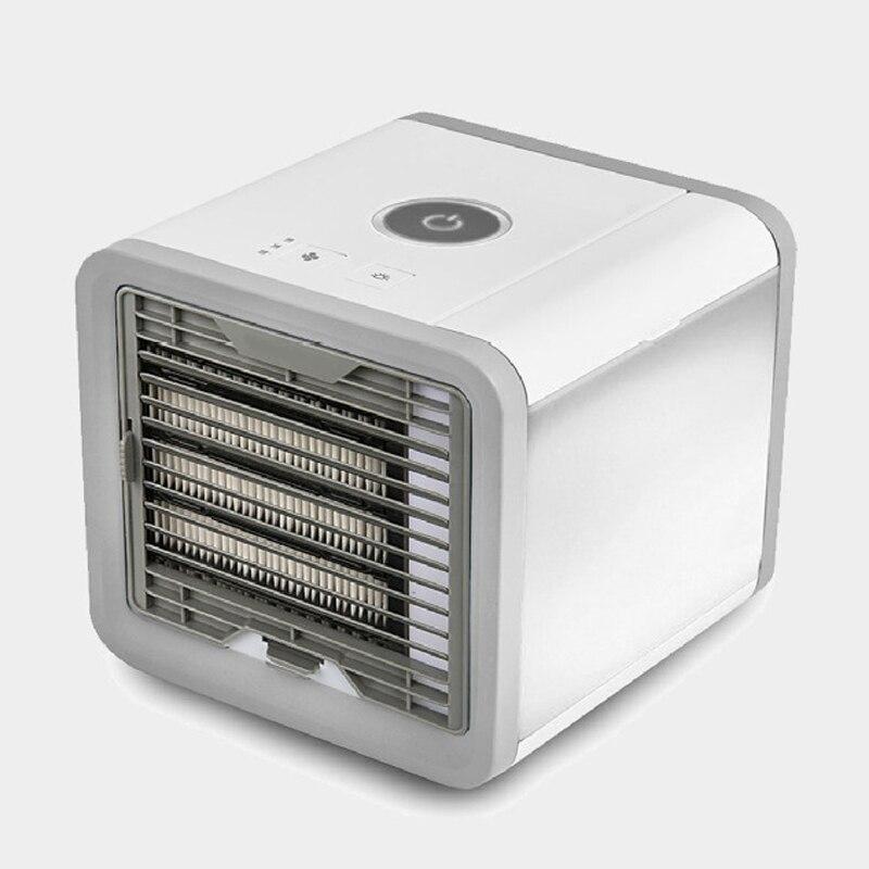 NUOVO dispositivo di Raffreddamento di Aria Artica Aria Spazio Personale del dispositivo di Raffreddamento Il Quick & Easy Way per Raffreddare Qualsiasi Spazio del Condizionatore D'aria del Dispositivo ventilatore scrivania USB