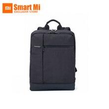 Оригинал xiaomi classic бизнес рюкзаки большой 17l емкость студенты сумки мужчины женщины сумка рюкзак подходит для 15-дюймовый ноутбук