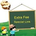 El precio de ajuste o agregar la carga adicional no productos reales precio diferencia Adicional gratis