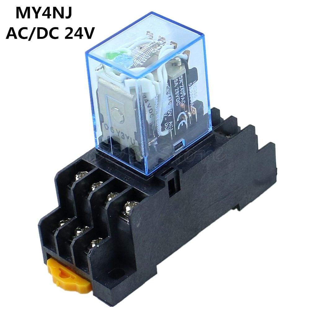 Blue LED Light 24V Latching 22mm Push Button Switch AC 250V 5A DPST Auxcell Ltd