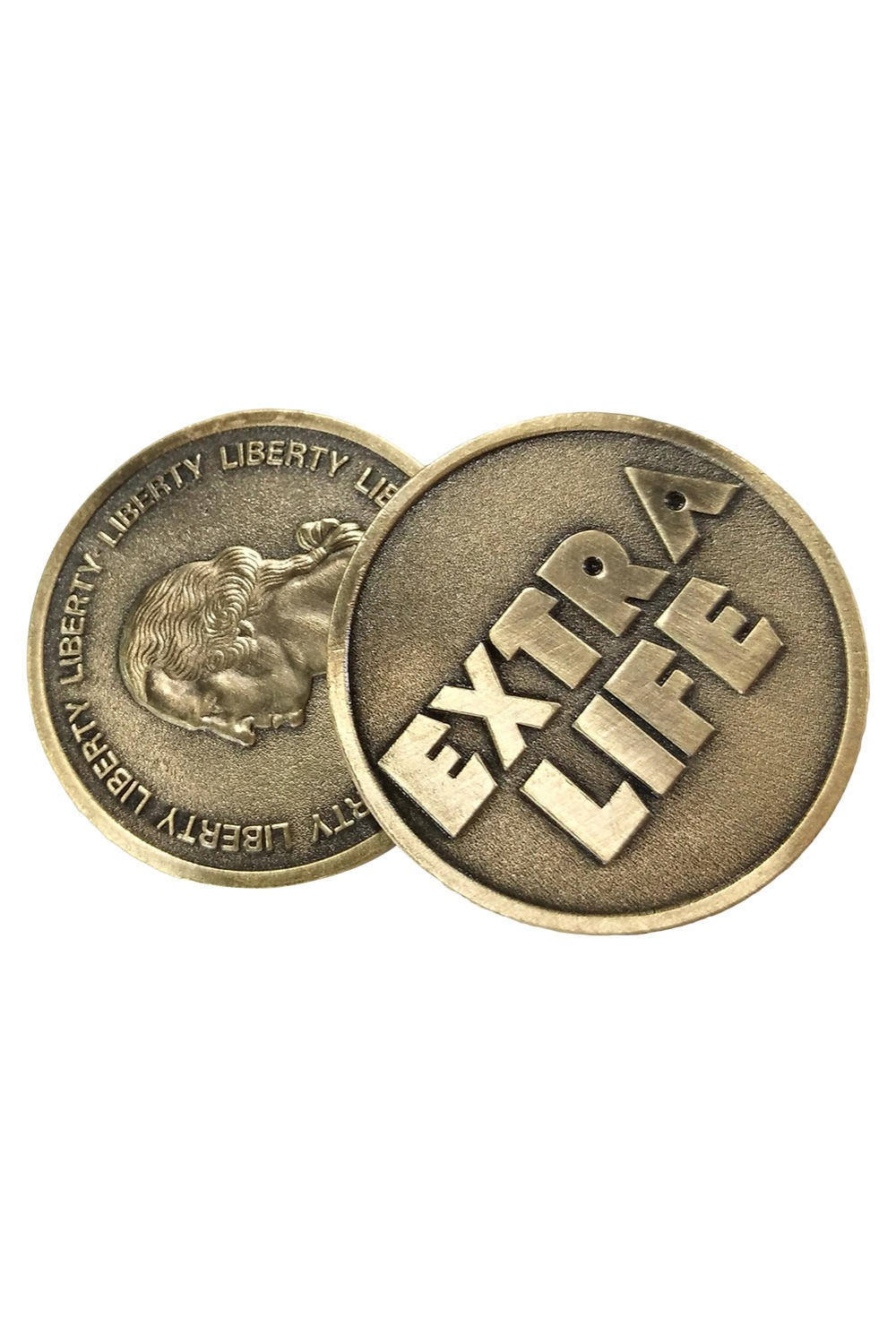 extra life coin ready player one