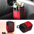 Авто чистая сумка Для Хранения Мобильного Телефона автомобиля Организатор висячие Держатель Мешка Аксессуар 6.5*7*12 см