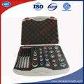 Calidad de exportación Cortador Del Asiento de Válvula Del Motor Kit de Actualización Para Minicar 22-38mm 31 Unid/set Herramientas de Reparación de Automóviles