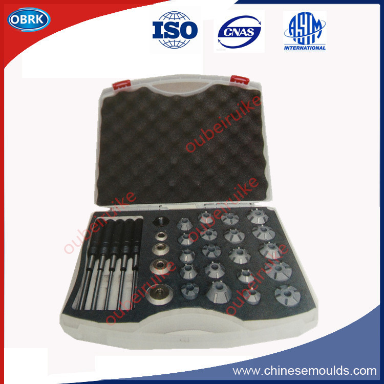 Export Quality Engine Valve Seat Cutter Upgrade Kit For Minicar 22 38mm 31 PC/Set Auto Repair Tools