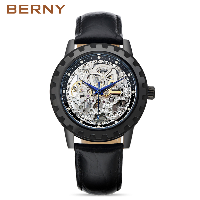 Men Watch Automatic Mechanical Male Watches Fashion Top Luxury Genuine Brand Relogio Saat Montre Masculino Erkek JAPAN MOVEMENTMen Watch Automatic Mechanical Male Watches Fashion Top Luxury Genuine Brand Relogio Saat Montre Masculino Erkek JAPAN MOVEMENT