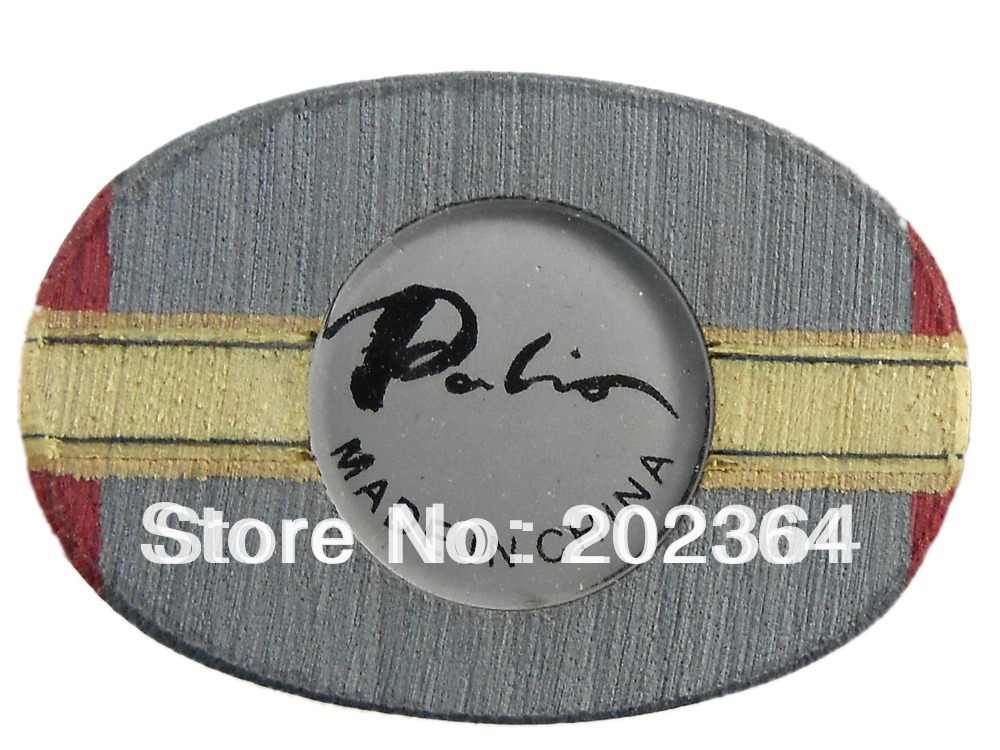 Palio Stealth-1 (Stealth1, Stealth 1) 5Wooden + 2Carbon, Attack+Loop, OFF Table Tennis Blade for Ping Pong Racket