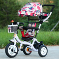 High quality baby trolley children tricycle pedal multifuctioal baby stroller special for 10-month-5-year-old children