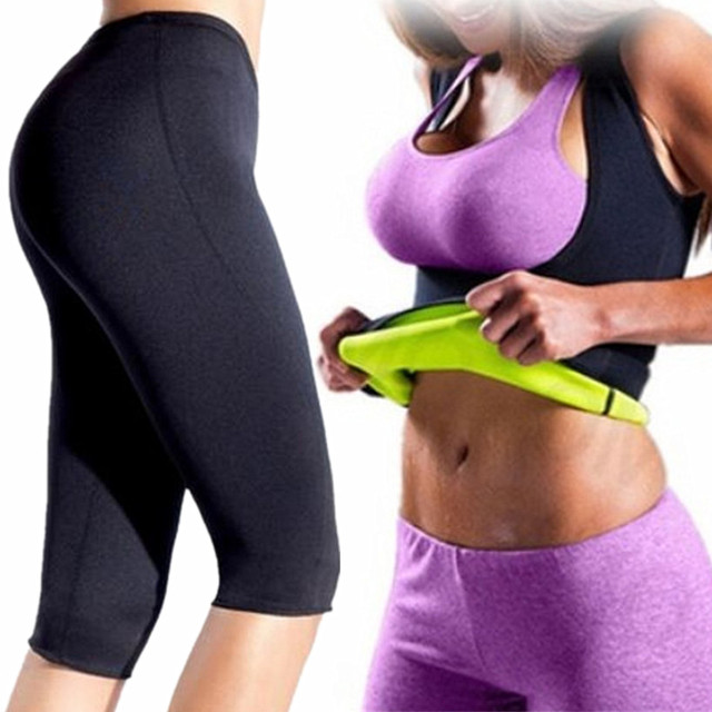 b66d50ae51f5 2Pcs Women Yoga Slimming Sets Fitness Sport Shirt Vest+Yoga Pants Leggings  Set Gym Running Sport Suit Set Workout Clothes Female