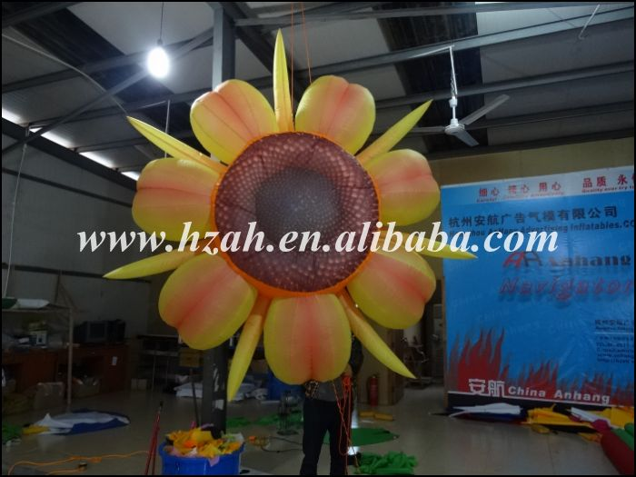 Hanging Decoration Artificial Flower Inflatable Flowers Sunflower flowers mexican sunflower motorola droid 2 skinit skin