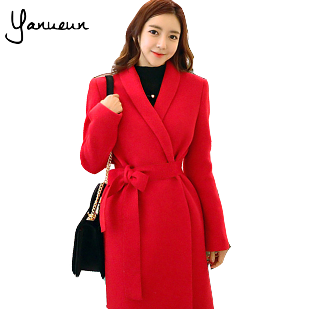 Popular Wool Red Coat-Buy Cheap Wool Red Coat lots from China Wool ...