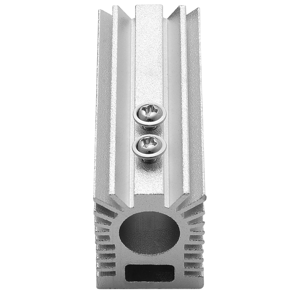 New Laser Module Radiator Heat Sink Aluminum Cooling Housing Heatsink Holder Mount Part For 12mm Laser Module